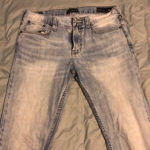 Bullhead Whitewash Jeans
